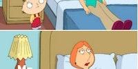 Silly Stewie...