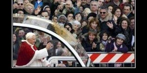 Popemobile.