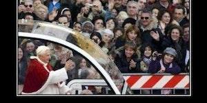 Popemobile.