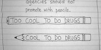 Do drugs...