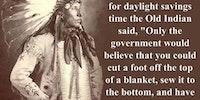 Daylight savings time logic.