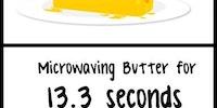 Scumbag butter.
