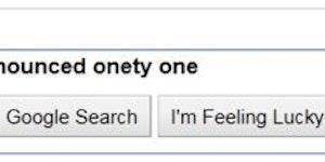Onety-one.