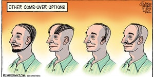 Other comb-over options.