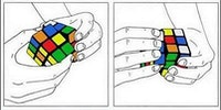How to solve a Rubik's Cube.