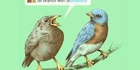 Twitter IRL.