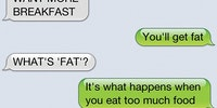 What's fat?