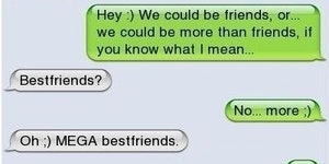 MEGA best friends!