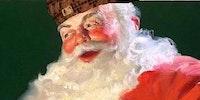 Stupid Santa.