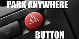 Park anywhere button.