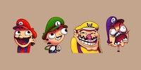Super Mario Rage.