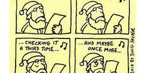 OCD Santa.