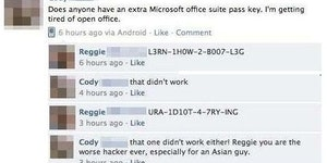 You are the worst hacker...