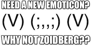 Need a new emoticon?