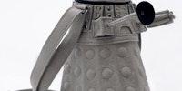 Dalek purse will exterminate your current purse.