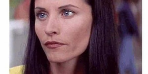 Courteney can get it.