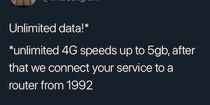 Just wait till we tell you about 5G!