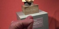 Got a souvenir from the museum... #dadjokes