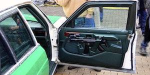 German police efficiency.